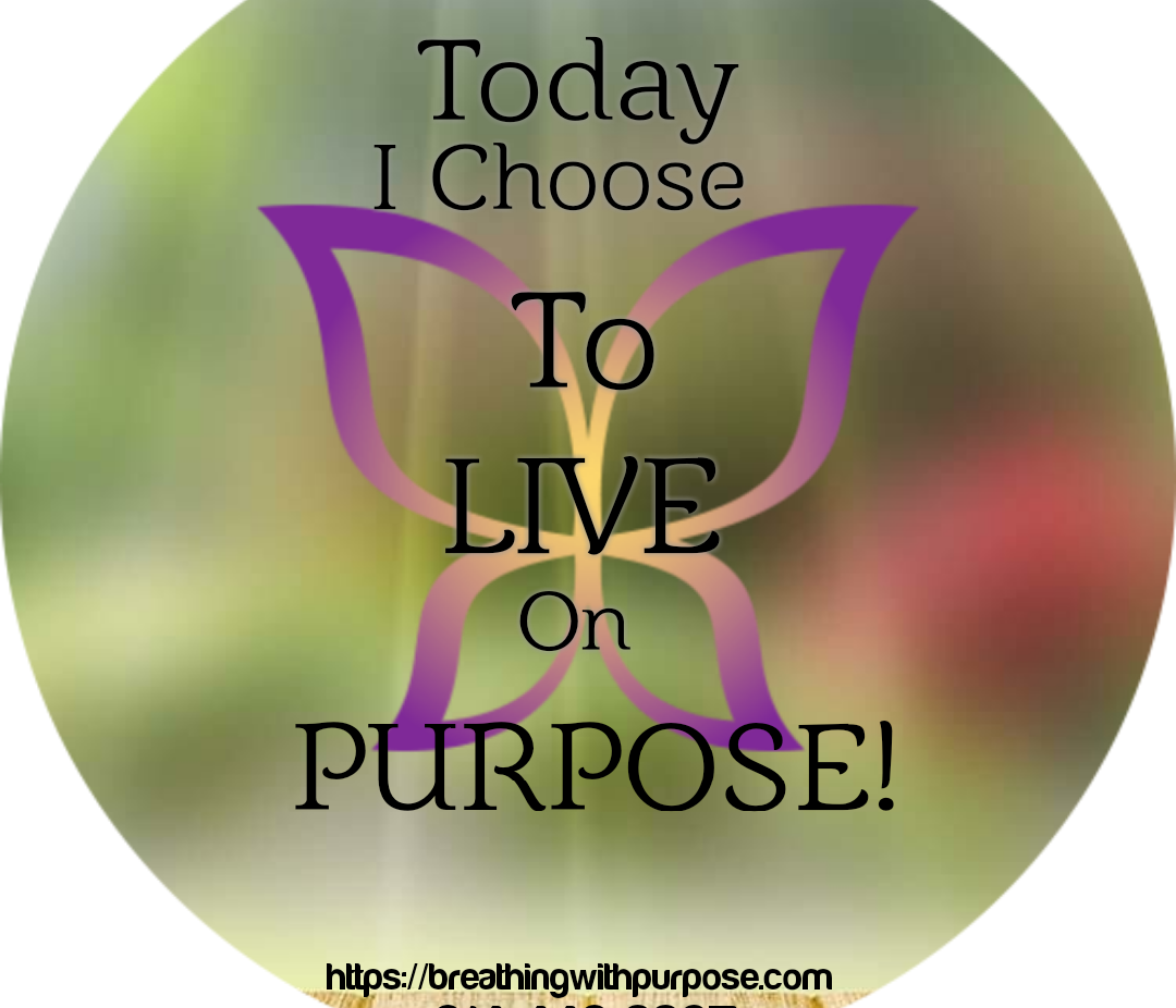Breathing with Purpose -Christian Life Coaching with Rhonnie
